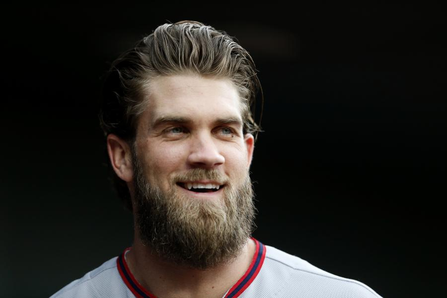 Bryce Harper Still Younger Than Some Rookies As He Chases 2nd Mvp