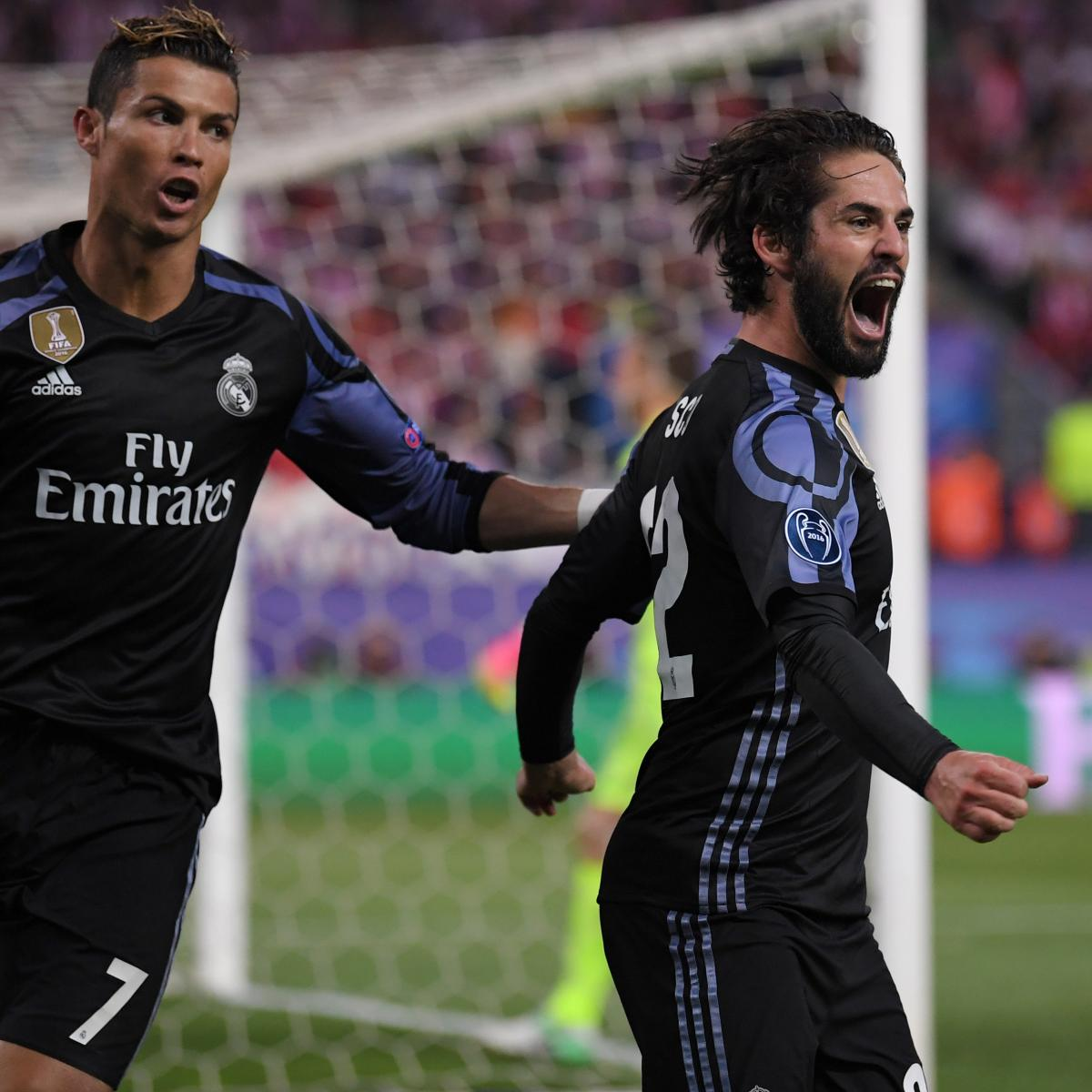 Malaga Vs. Real Madrid: Team News, Preview, Live Stream