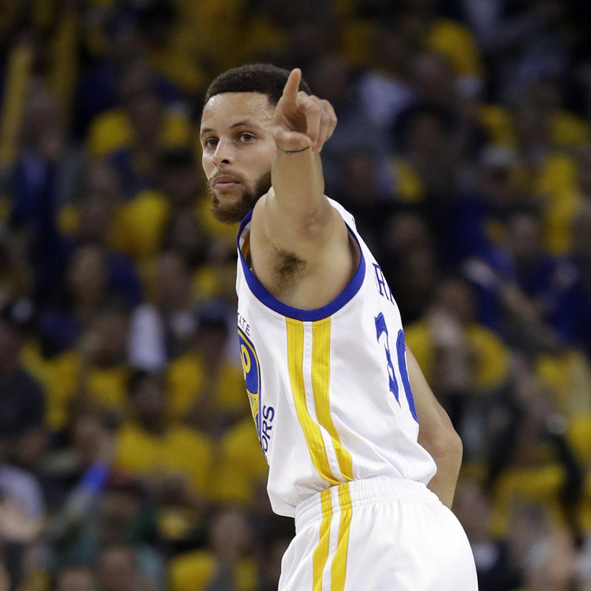 Warriors Record Without Stephen Curry 2017: Stephen Curry Passes Rick Barry As Warriors' All-Time