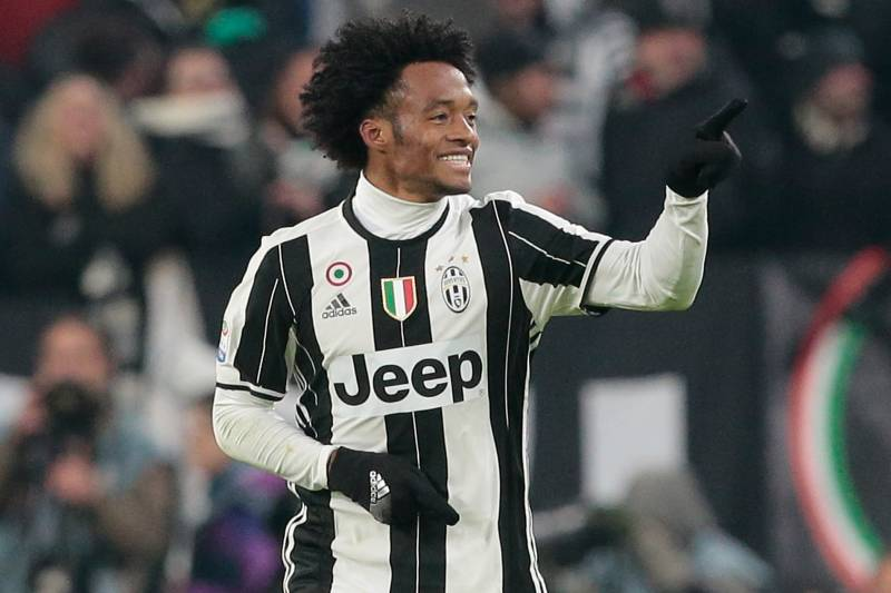 huge discount 594c2 8505f Juan Cuadrado's Juventus Loan Move Made Permanent, Under ...