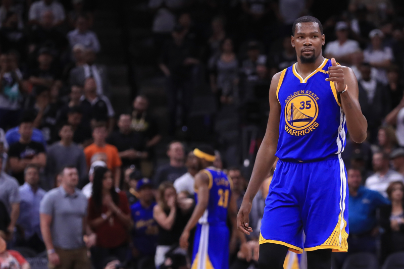 Kevin Durant's Journey Continues as NBA Finals Return Becomes Reality