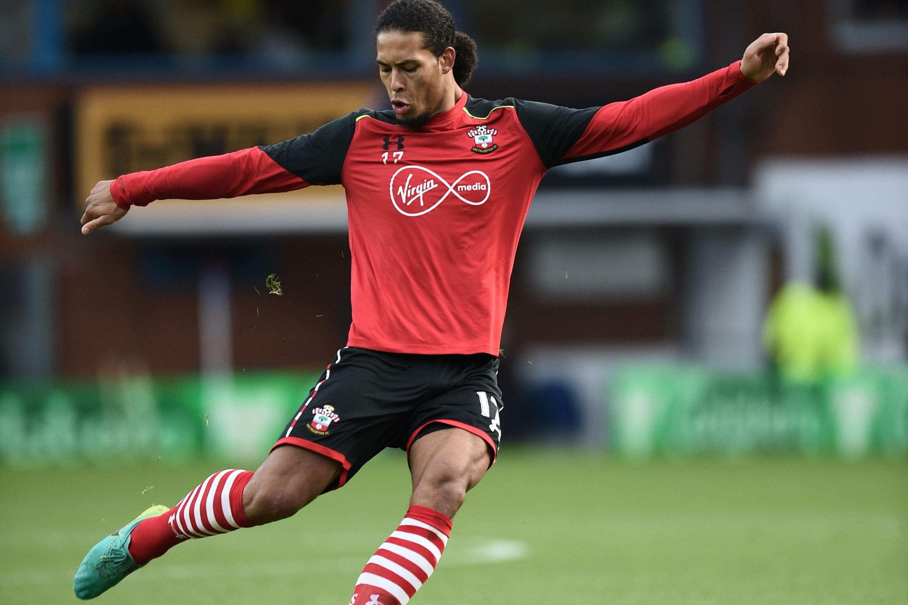 Virgil Van Dijk To Transfer To Liverpool From Southampton For Rumoured 75m Bleacher Report Latest News Videos And Highlights