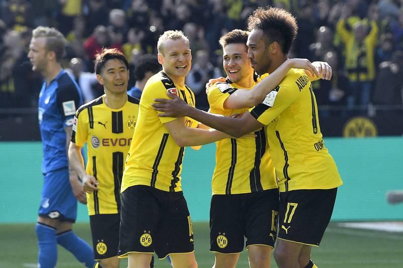 Image result for Borussia Dortmund team 2017