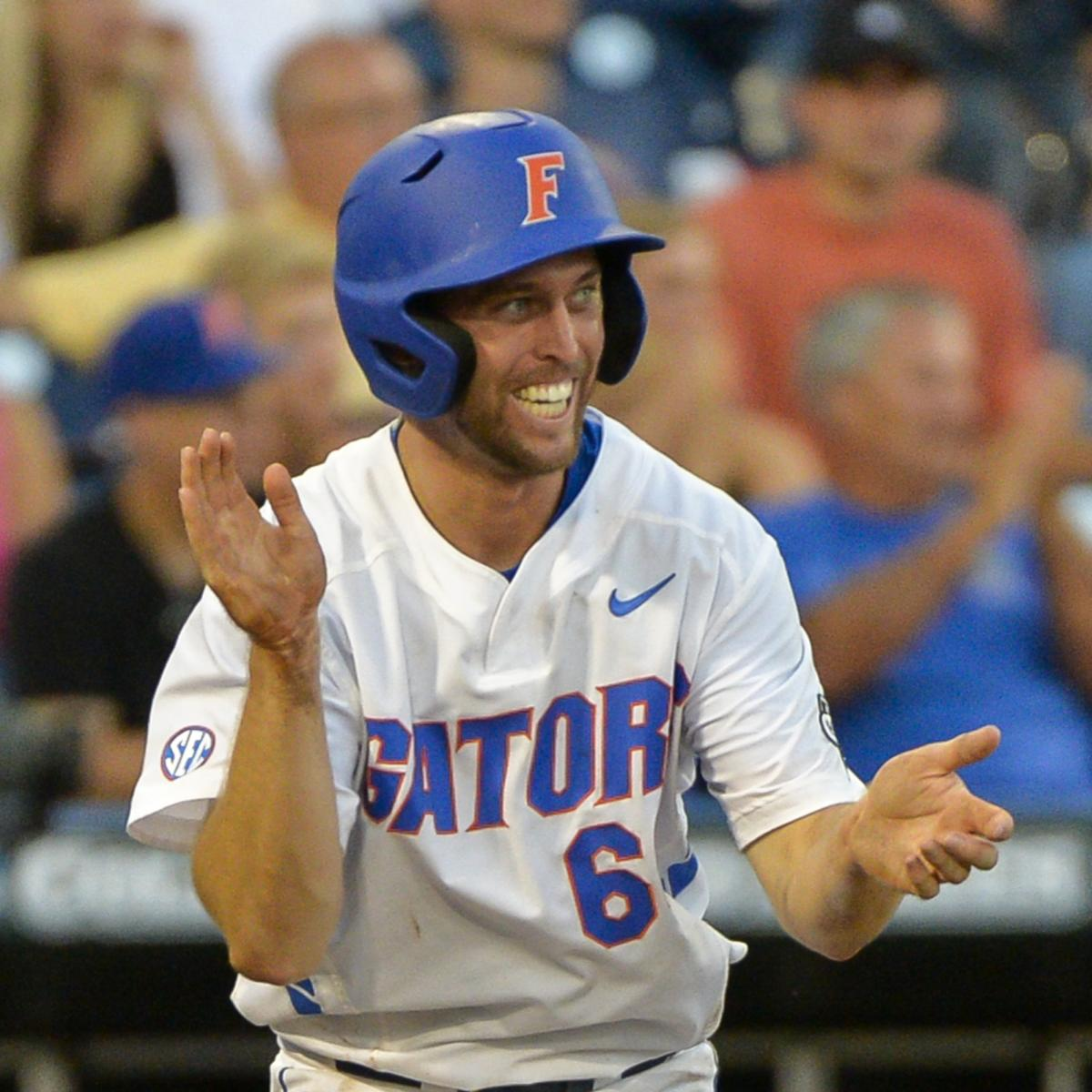 SEC Baseball Tournament 2017: Friday Schedule and Bracket ...