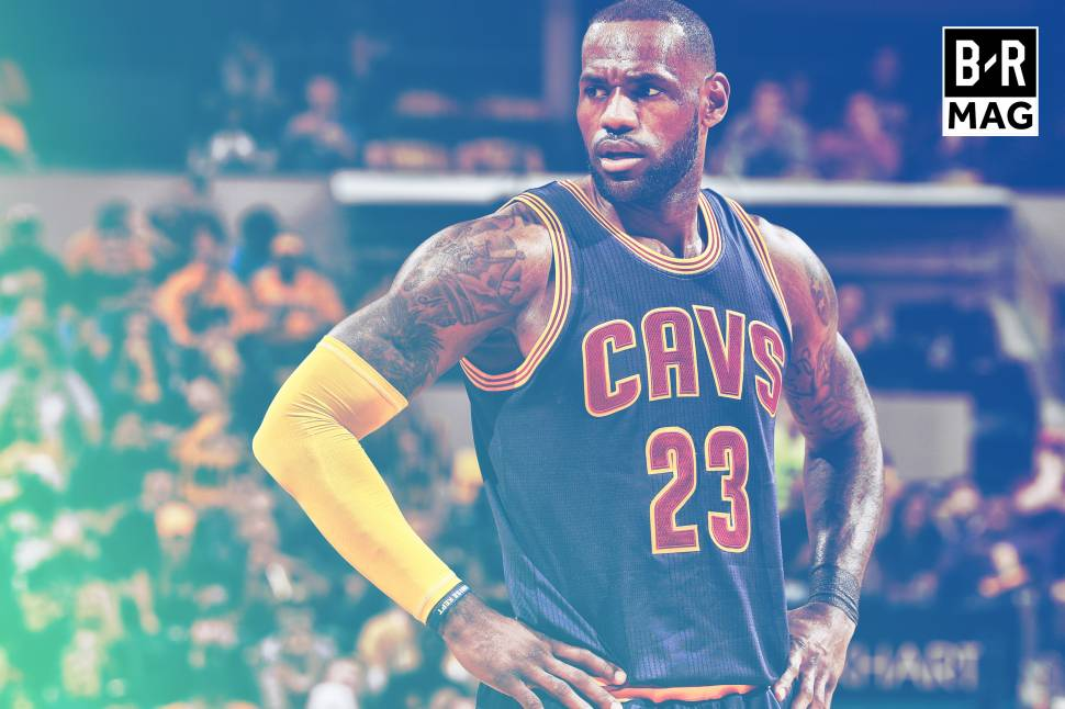 e686780ae2a6 LeBron James  Never Guessed  He d Pass Jordan as NBA Playoff Scoring King. ""