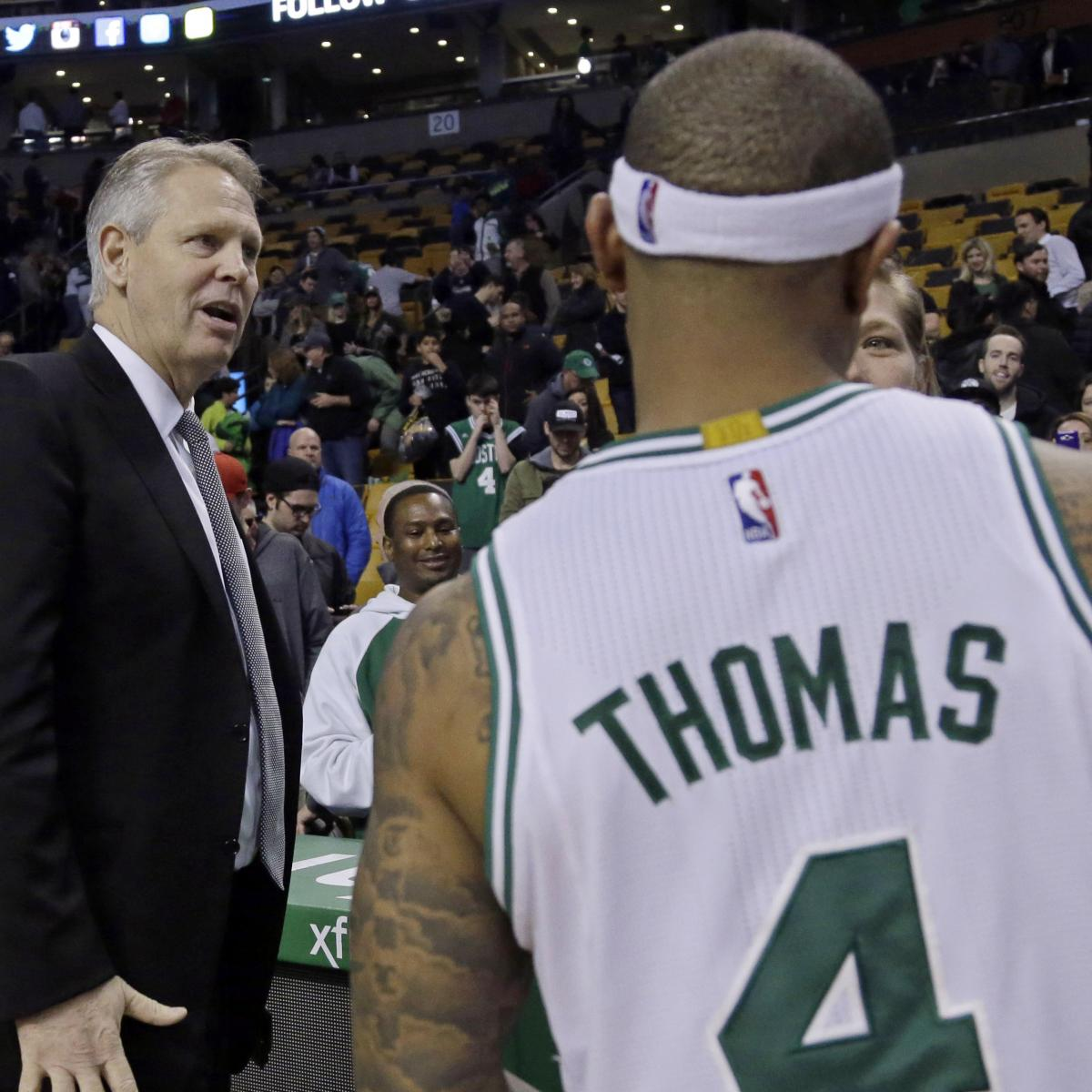 Biggest Offseason Priorities and Targets for Boston Celtics