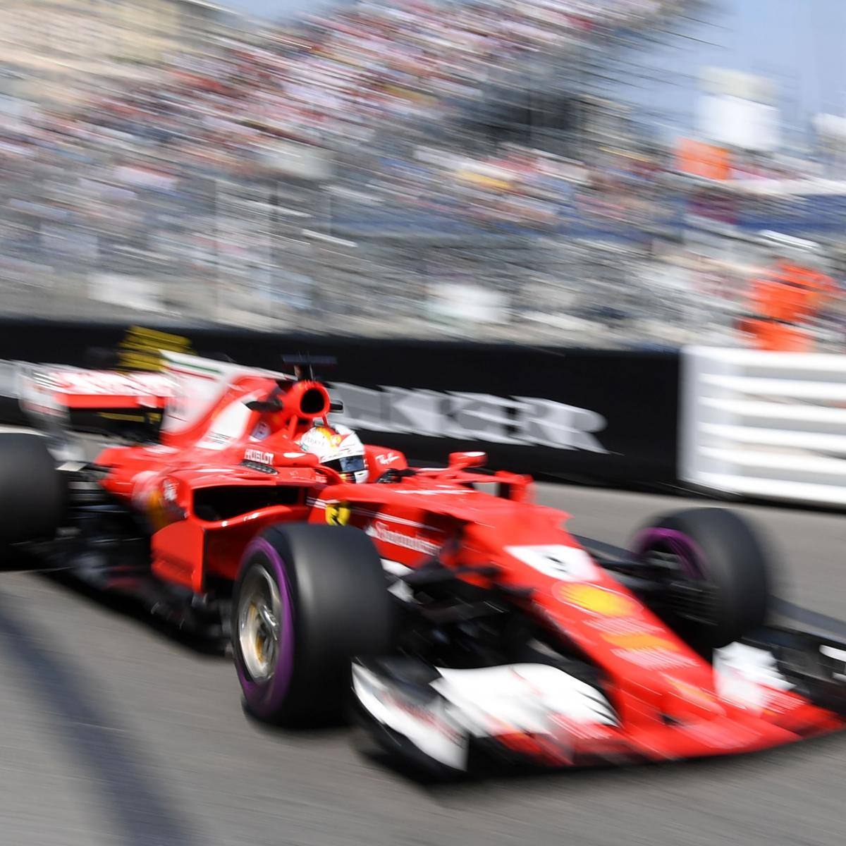monaco f1 grand prix 2017 start time drivers tv schedule and more bleacher report latest. Black Bedroom Furniture Sets. Home Design Ideas