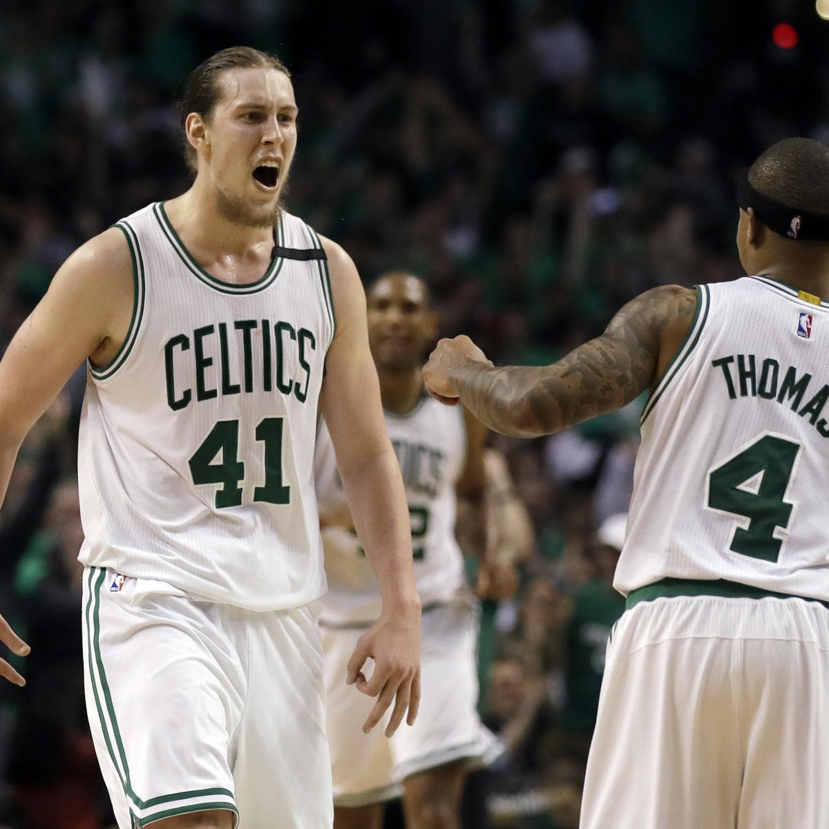 Kelly Olynyk Qualifying Contract Offer Extended By Celtics