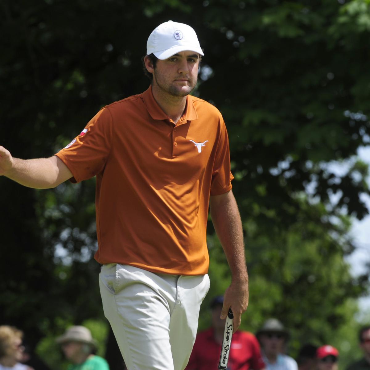 Vanderbilt Tops Leaderboard at NCAA Men's Golf ...