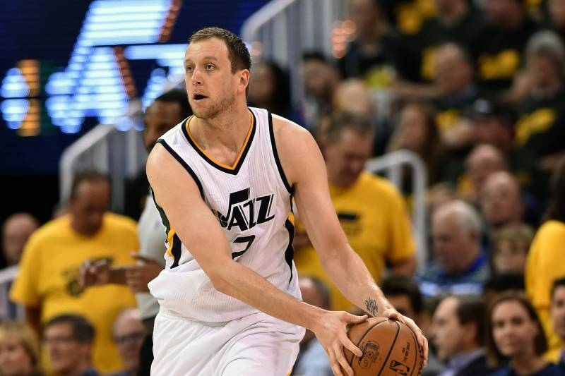 huge discount 35d8b 41dfd Joe Ingles, Jazz Reportedly Agree to Terms on 4-Year, $52 ...