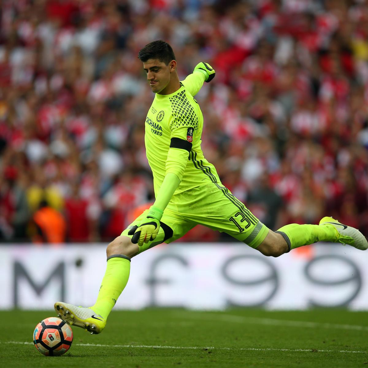 Real Madrid Transfer News: Thibaut Courtois Addresses Contract Rumours
