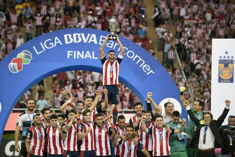 e543c48b78b Chivas Win 12th Liga MX Championship After Beating Tigres 4-3 on Aggregate