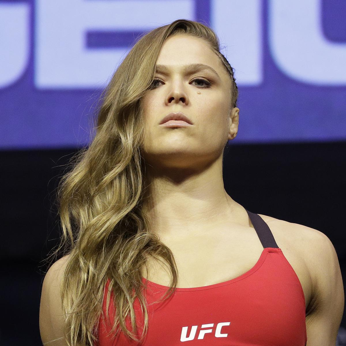 Star Tv Links: Ronda Rousey To Lead Team On 'Battle Of The Network Stars