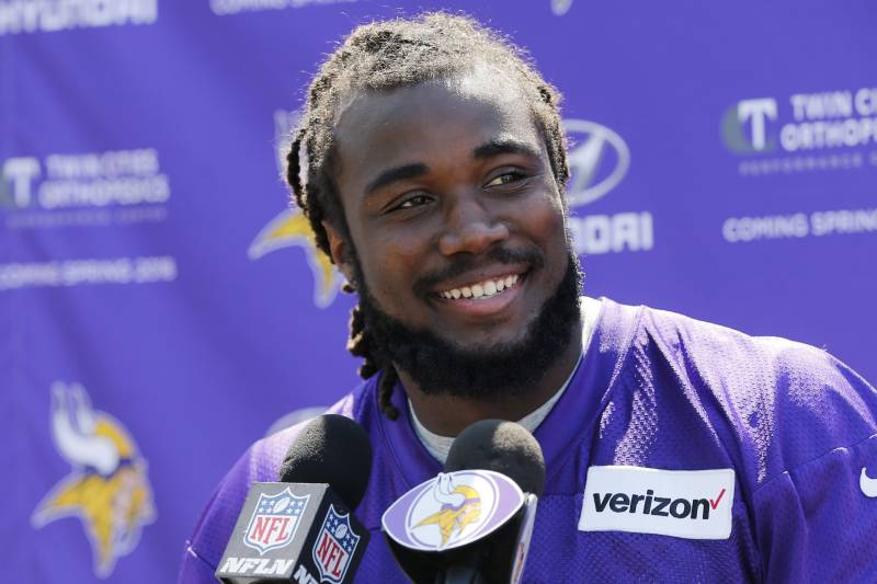 Dalvin Cook Minnesota Vikings Agree To Rookie Contract