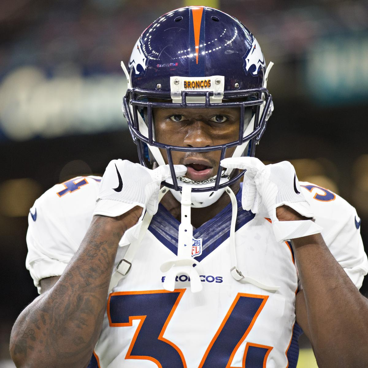 Former Broncos Player Arrested: Broncos Safety Will Parks Charged With Harassment