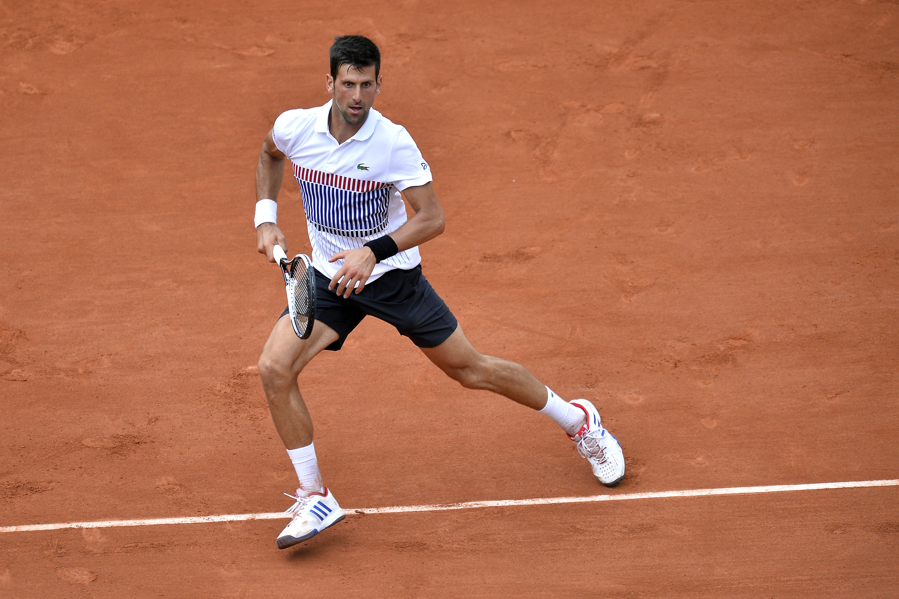French Open 2017 Novak Djokovic Thriller Highlights Friday Roland Garros Play Bleacher Report Latest News Videos And Highlights