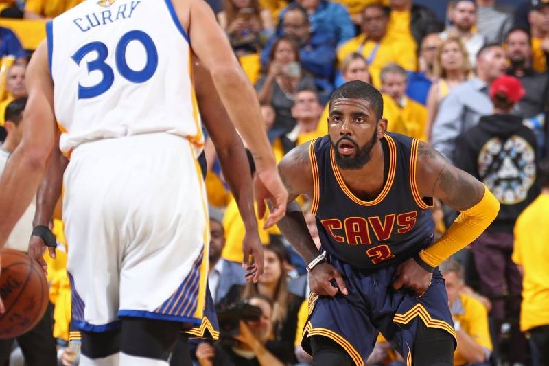 0bca1aa6e351 Cleveland Cavaliers  Guide to Stealing Game 2 of NBA Finals vs. Warriors