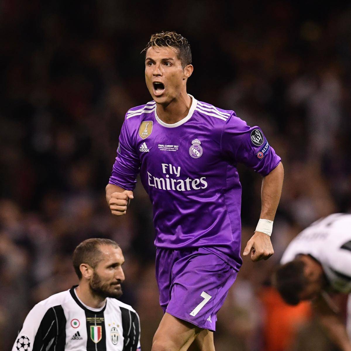 Champions League Final 2016: Cristiano Ronaldo Finishes As 2016-17 UEFA Champions