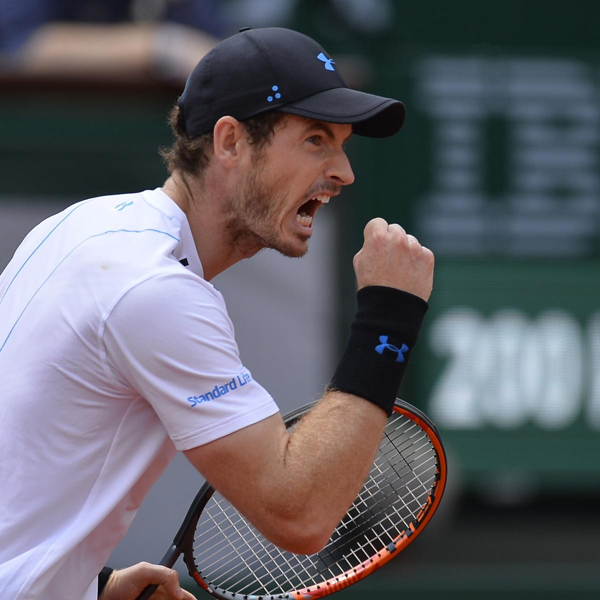 French Open 2013 Biggest Winners From Week 1 At Roland: French Open 2017 Results: Monday Winners, Scores, Stats