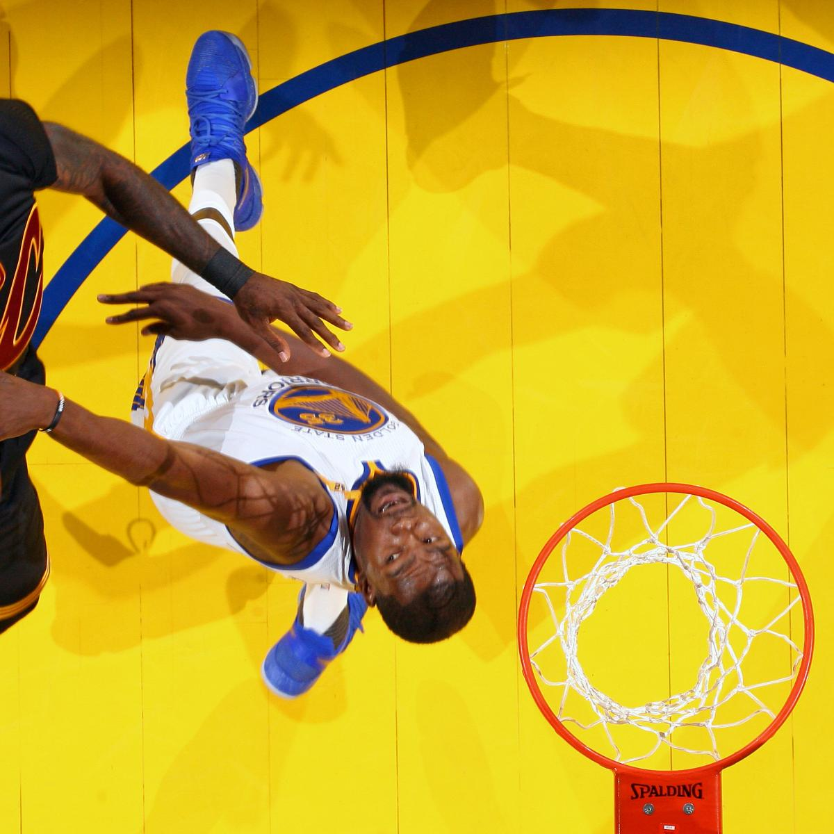 Golden State Warriors Vs. Cleveland Cavaliers: Game 3 Odds