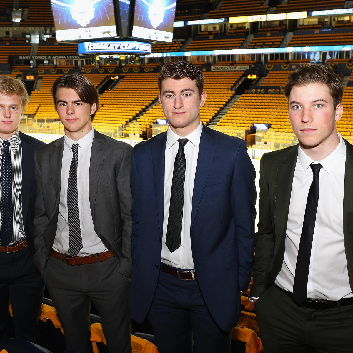 Updated 2016 nhl draft order - Nhl Draft 2017 Updated Order And Mock Draft After Stanley Cup Final Bleacher Report