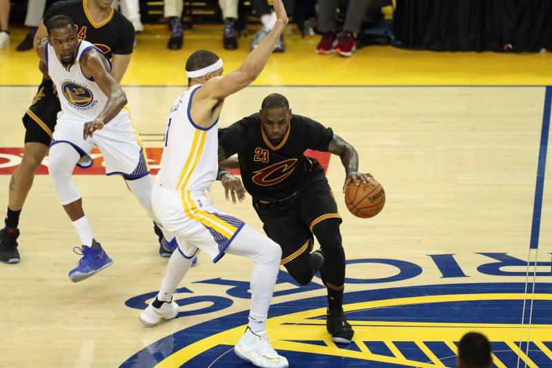 dd49016ae9b9 Cavs  Title Joyride May Come to Crashing Halt If LeBron Doesn t Get ...