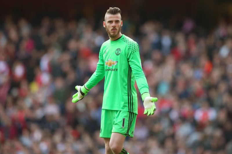 351ea9feaeb Real Madrid Transfer News  David De Gea Reportedly Won t Move to Los ...