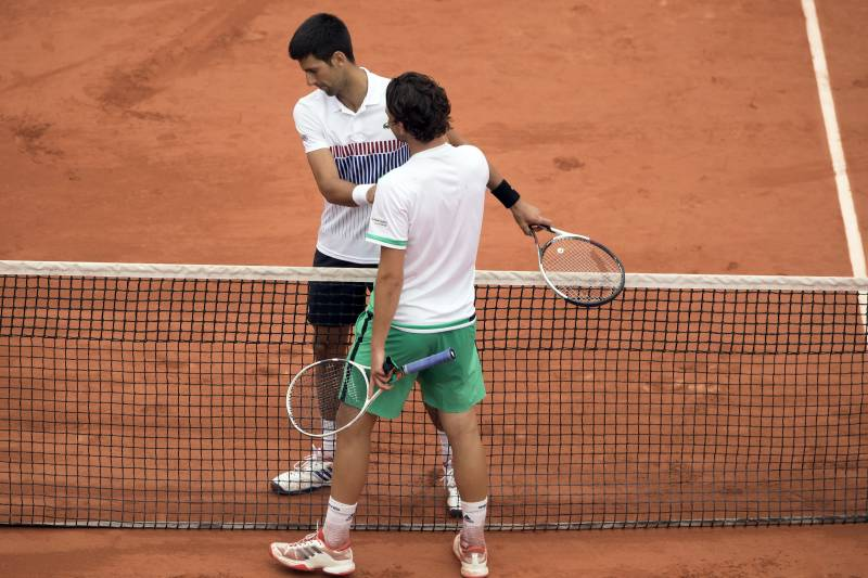 French Open 2017 Results: Wednesday Winners, Scores, Stats