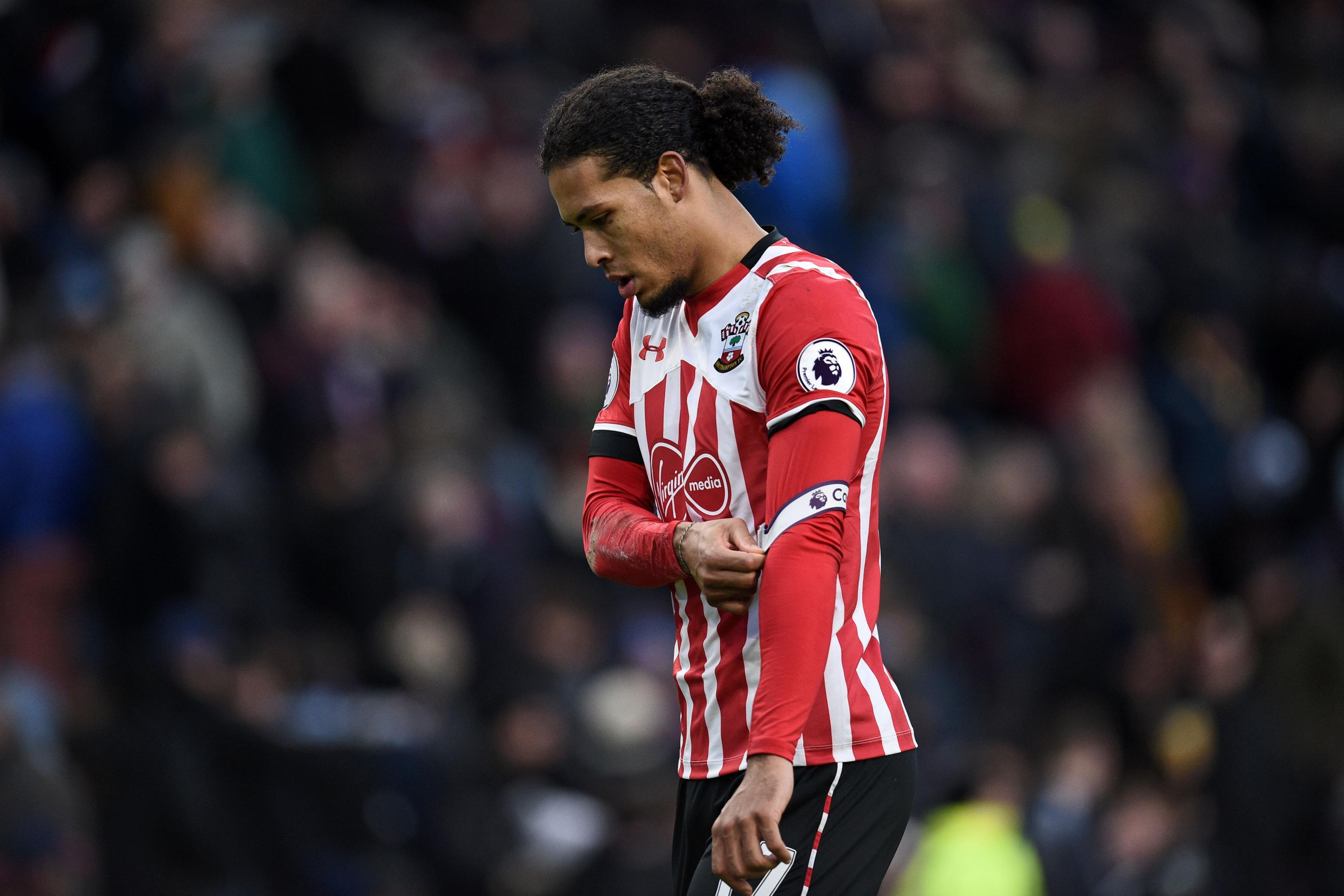 Liverpool Apologise To Southampton For Virgil Van Dijk Media Speculation Bleacher Report Latest News Videos And Highlights