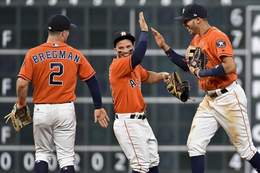 They Tanked Like The Sixers Now The Astros Are Mlbs Next Big