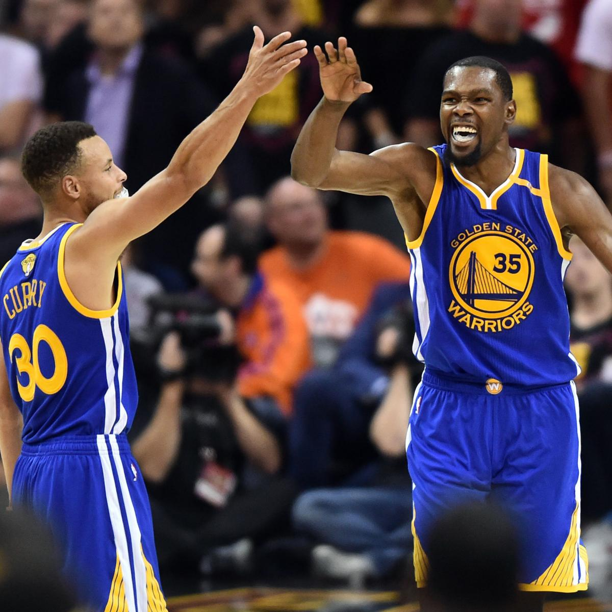 Kevin Durant Is Already Warriors Biggest Difference Maker: Stephen Curry And Co. Making Big Statement With KD In Ways