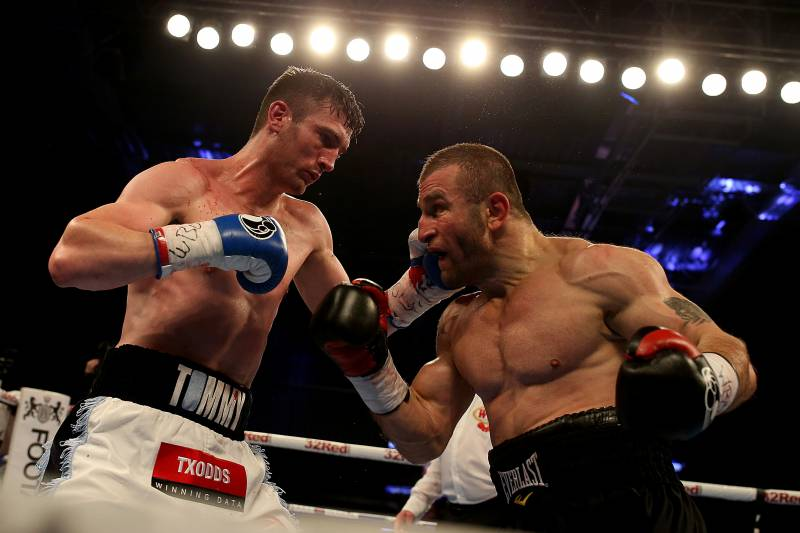 Avtandil Khurtsidze Arrested On Rico Charges Billy Joe Saunders