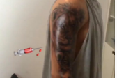 Ricky rubio shows off lion tattoos on instagram bleacher for Ricky rubio tattoo