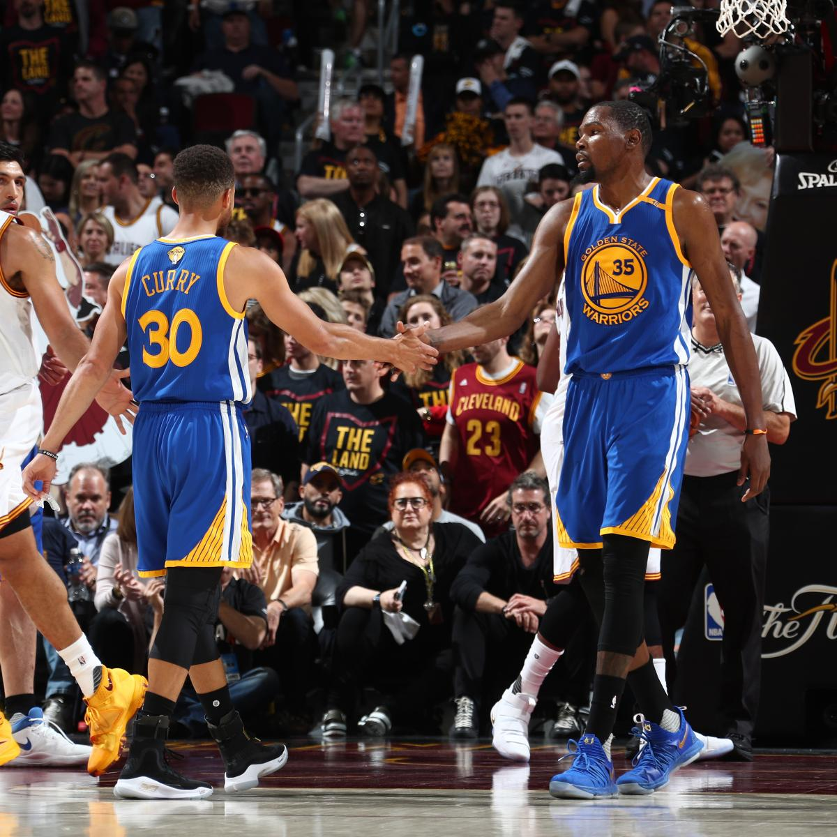 Golden State Warriors Vs. Cleveland Cavaliers Game 4 Odds