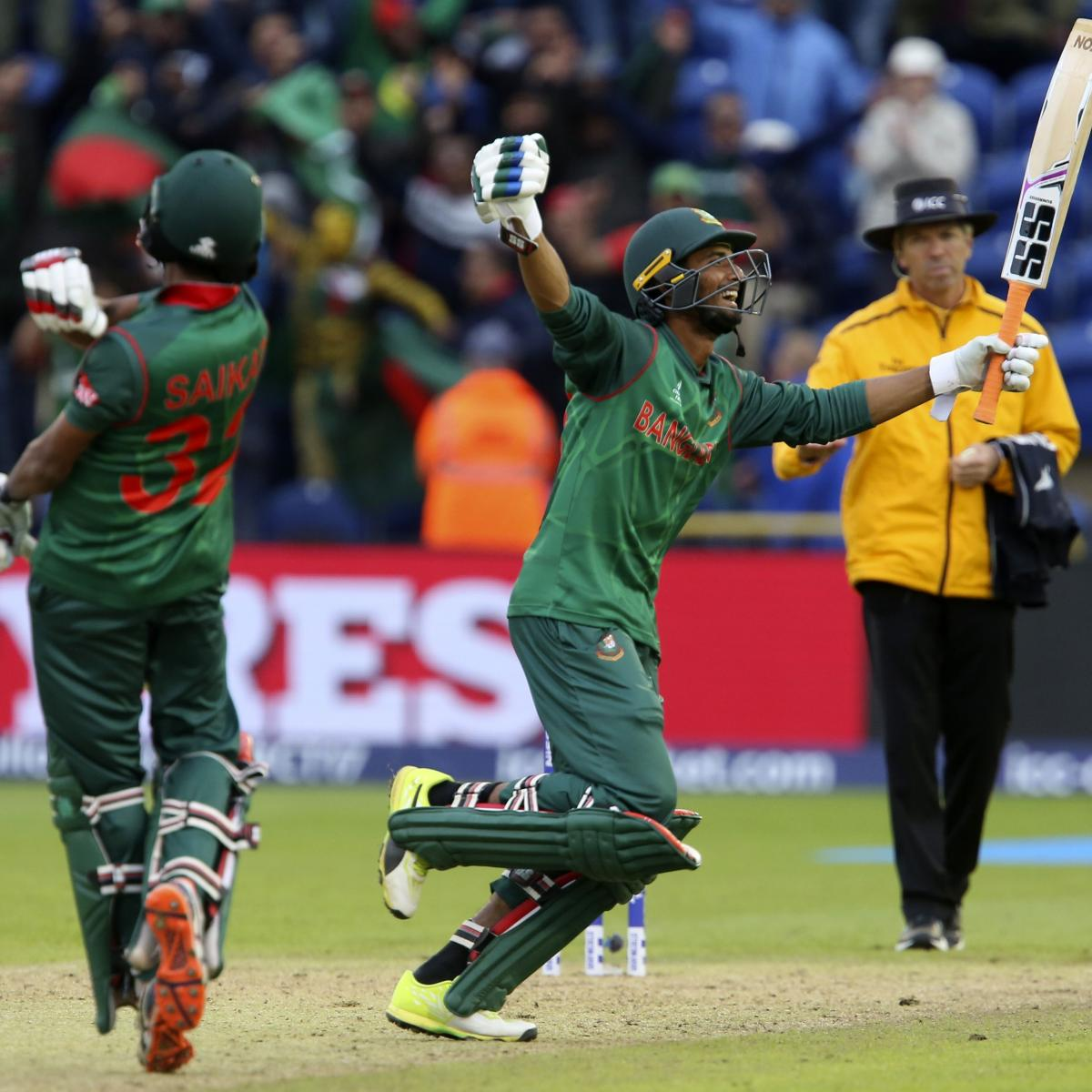 ICC Champions Trophy 2017 Results: Record Partnership Steers ...