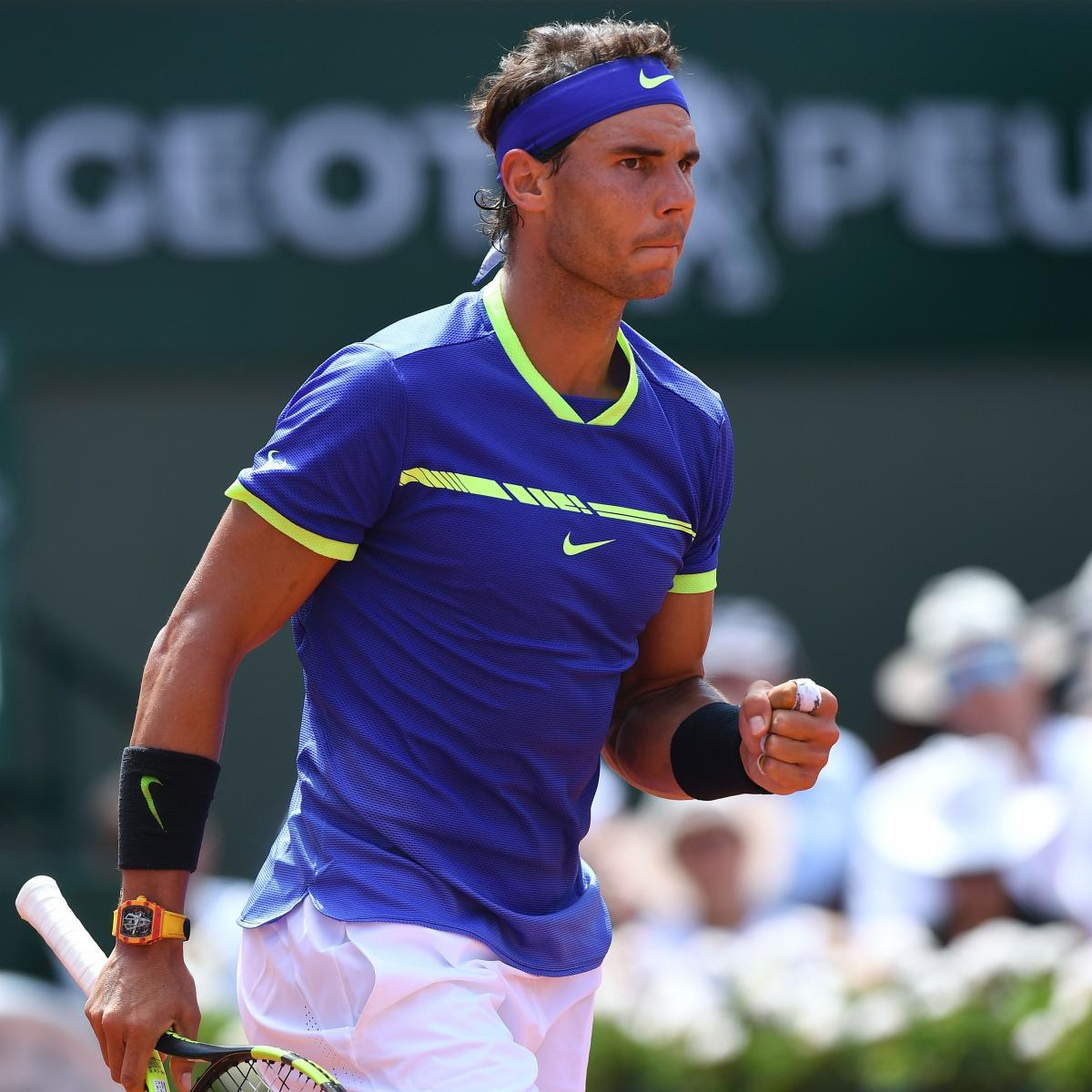 Rafael Nadal Defeats Stan Wawrinka to Win French Open 2017 ...