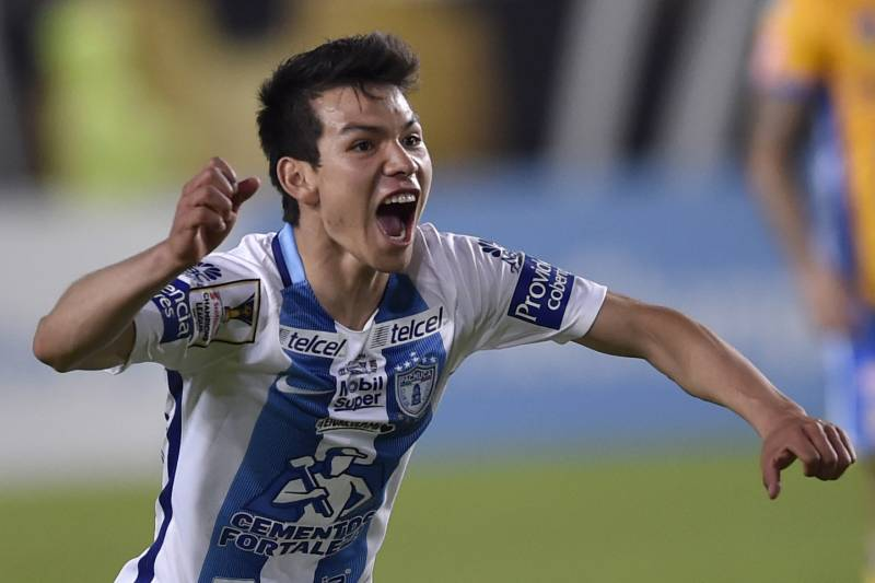 f0967601d Hirving Lozano Completes PSV Transfer from Pachuca | Bleacher Report ...