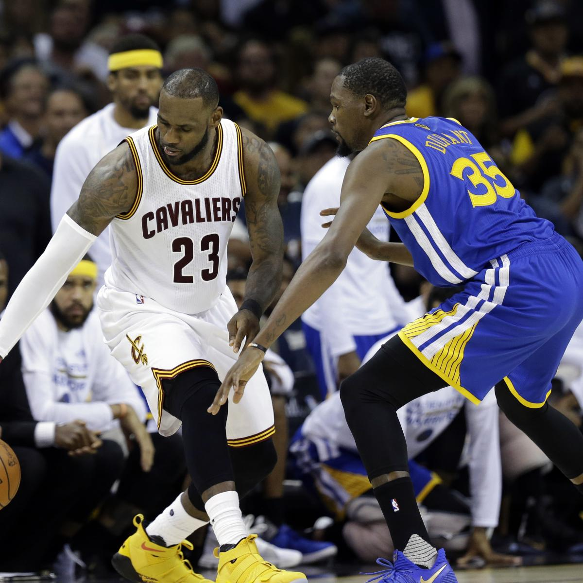 Warriors Come Out To Play Bleacher Report: NBA Finals 2017: Warriors Vs. Cavaliers Game 5 Odds, Props