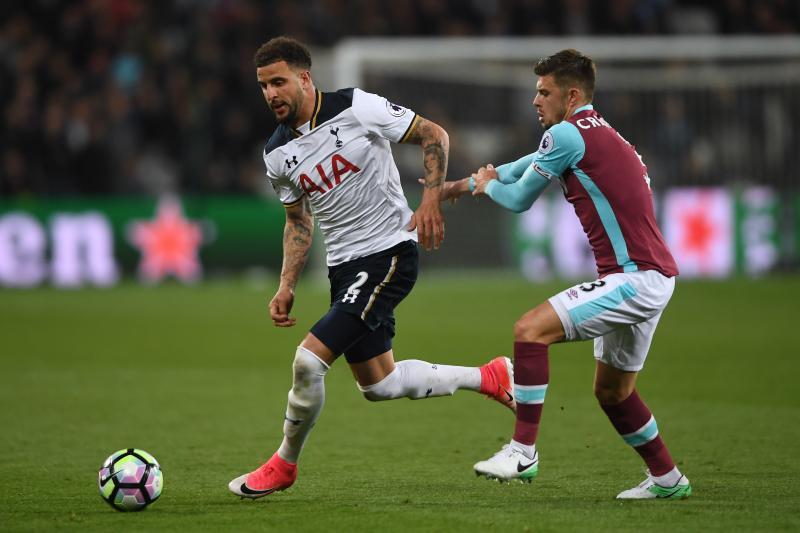 Manchester City Transfer News: Kyle Walker Talks with Tottenham Rumoured
