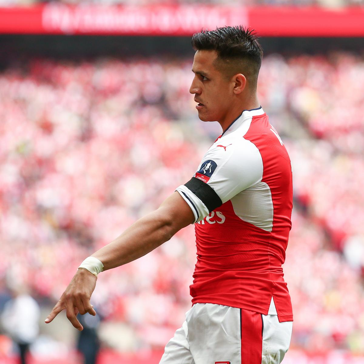 Manchester United Transfer News Alexis Sanchez Rumours: Arsenal Transfer News: Bayern Munich Prepare Alexis