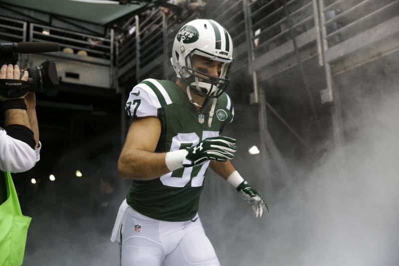 145361cd9 Eric Decker Reportedly Having Free-Agent Meeting with Tennessee Titans