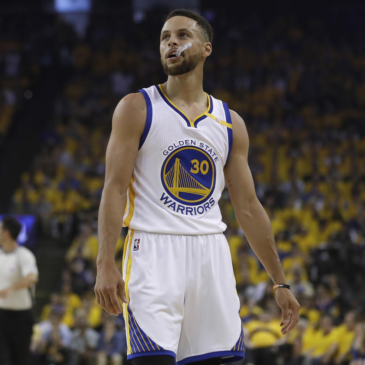 Warriors Record Without Stephen Curry 2017: Stephen Curry, Golden State Warriors Agree To Record 5