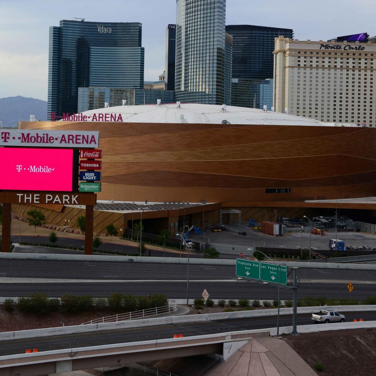 Floyd Mayweather, Conor McGregor Fight Venue Reportedly Las Vegas T ...