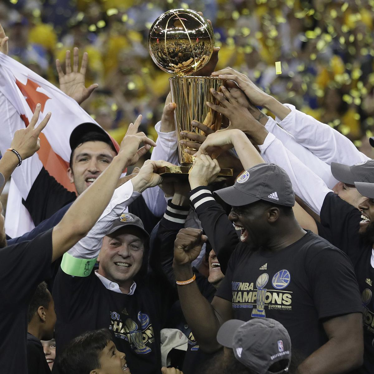 Warriors Game Live Stream Free Espn: Warriors Parade 2017: Start Time, Live-Stream Schedule For
