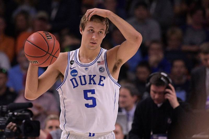 new style f7c38 c890a Lakers, Pistons, Knicks Among Teams Interested in Luke ...