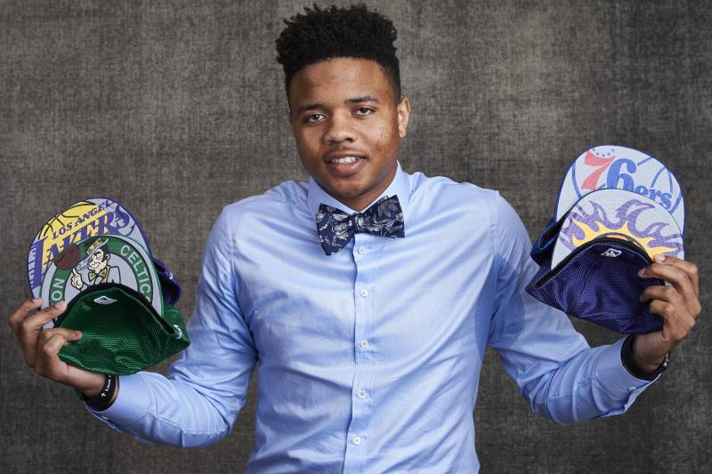 76ers Officially Trade for No. 1 Pick in 2017 NBA Draft from Celtics ... 4dc632201