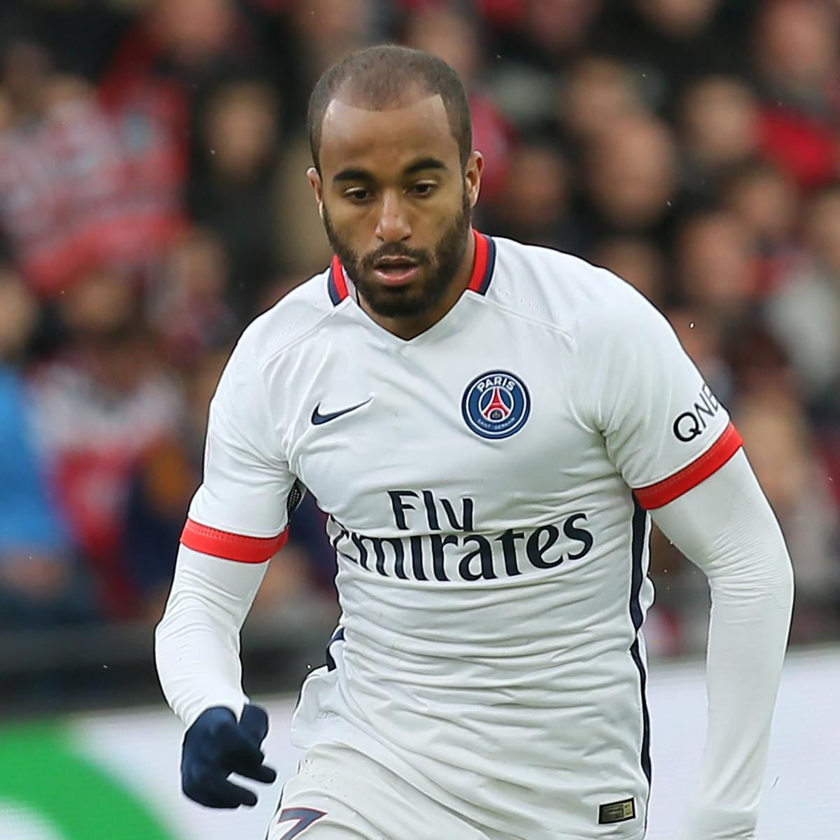 Salario Lucas Moura Psg 2017: PSG Transfer News: Lucas Reveals 'Possibility' Of Move