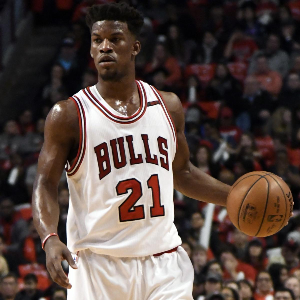 Jimmy Butler Rumored to Want Cavs Trade, Spoke to LeBron James, Kyrie Irving