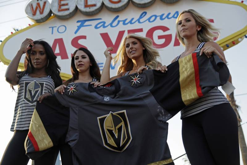 NHL Reveals New Adidas Uniforms, Including 1st LV Golden Knights