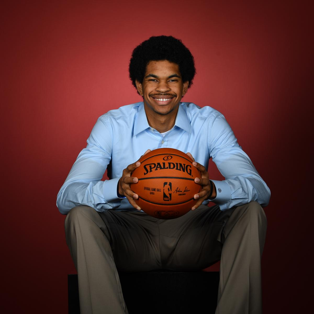 Nets Pick Jarrett Allen No. 22 in NBA Draft After Trading for D'Angelo Russell